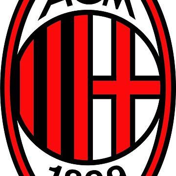 AC Milan FC de CheekyNut