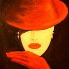 red hat  by Birgit Schnapp