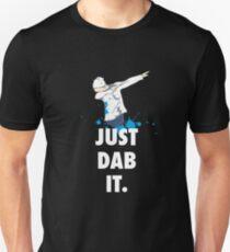 DAB PANDA dab dabber dance football touch down red swash cool swag attitude statement anti demo revolution man Unisex T-Shirt