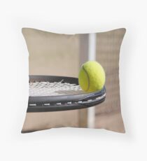 Tennisball Dekokissen