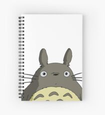 Totoro Spiral Notebook