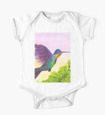 Rainbow Hummingbird Kids Clothes