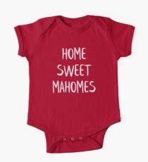 Zuhause Sweet Mahomes KC Baby Body Kurzarm