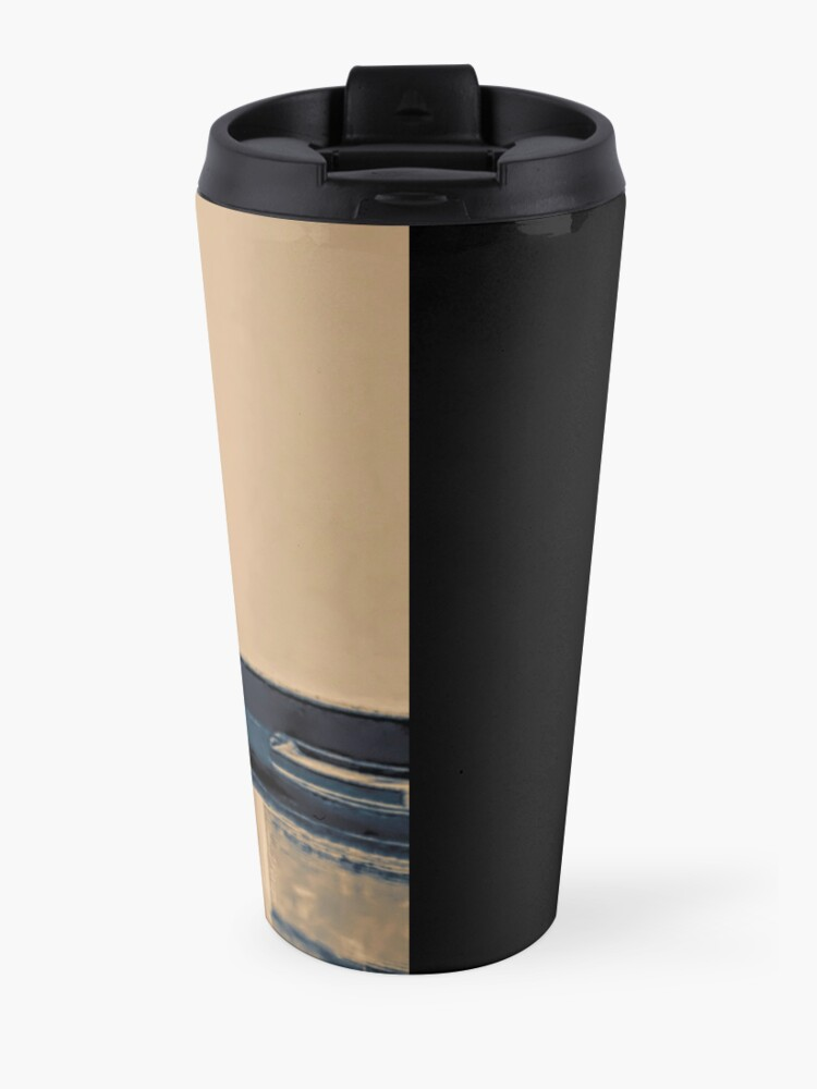 Alternate view of isolation Travel Mug