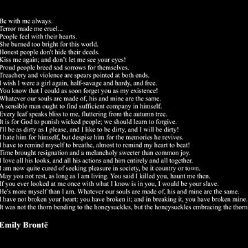 Emily Brontë Quotes by qqqueiru