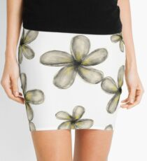 Frangipani Mini Skirt
