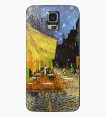 Vincent Van Gogh Cafe Terrace At Night Case/Skin for Samsung Galaxy