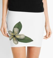 Frangipani 1 Mini Skirt