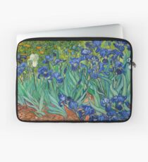 Vincent Van Gogh irisis Laptop Sleeve