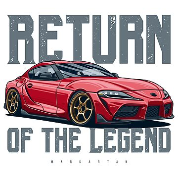 Return of the legend. Supra A90 by OlegMarkaryan