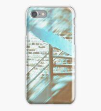 Escalier urbain iPhone Case/Skin