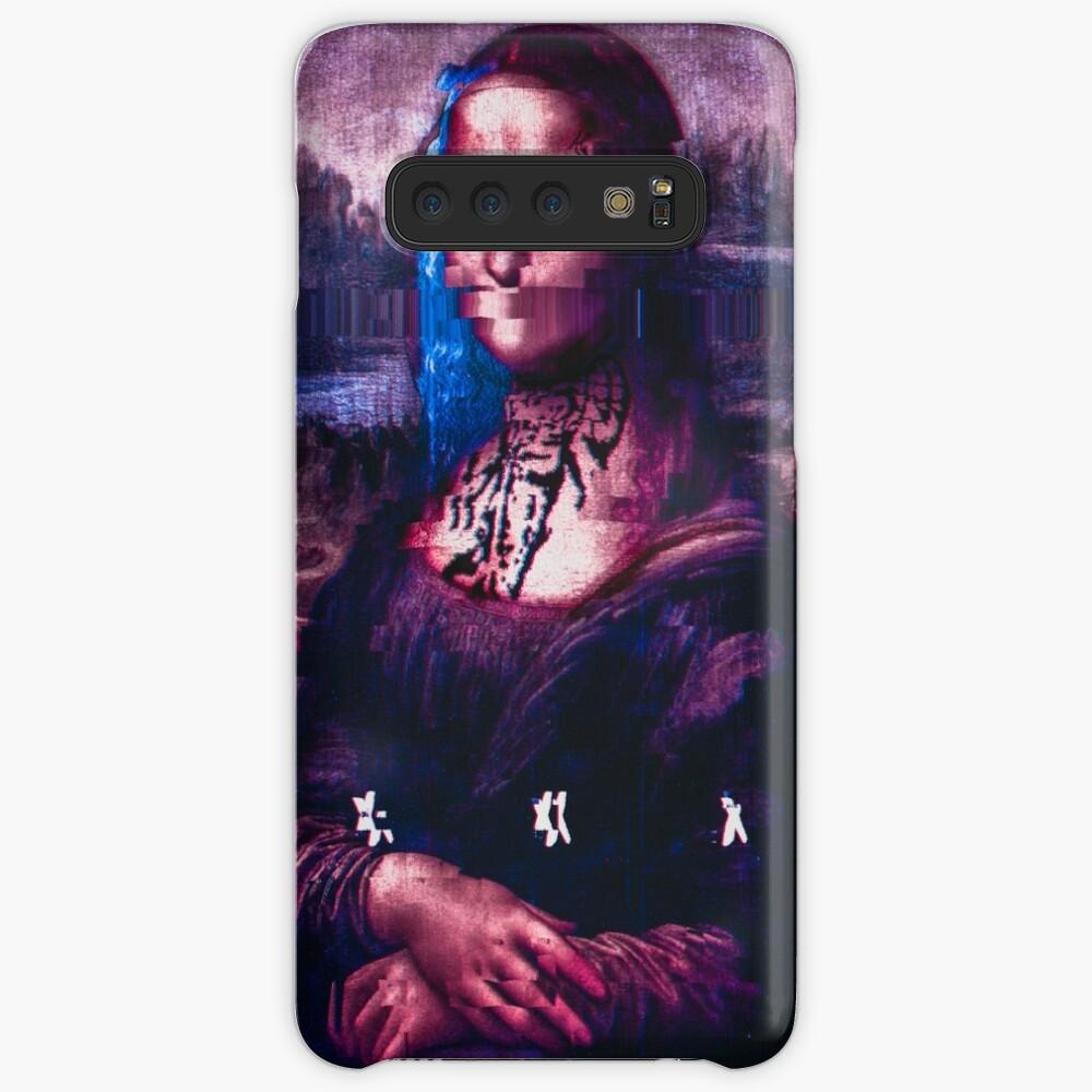 X y Mona Lisa Funda y vinilo para Samsung Galaxy