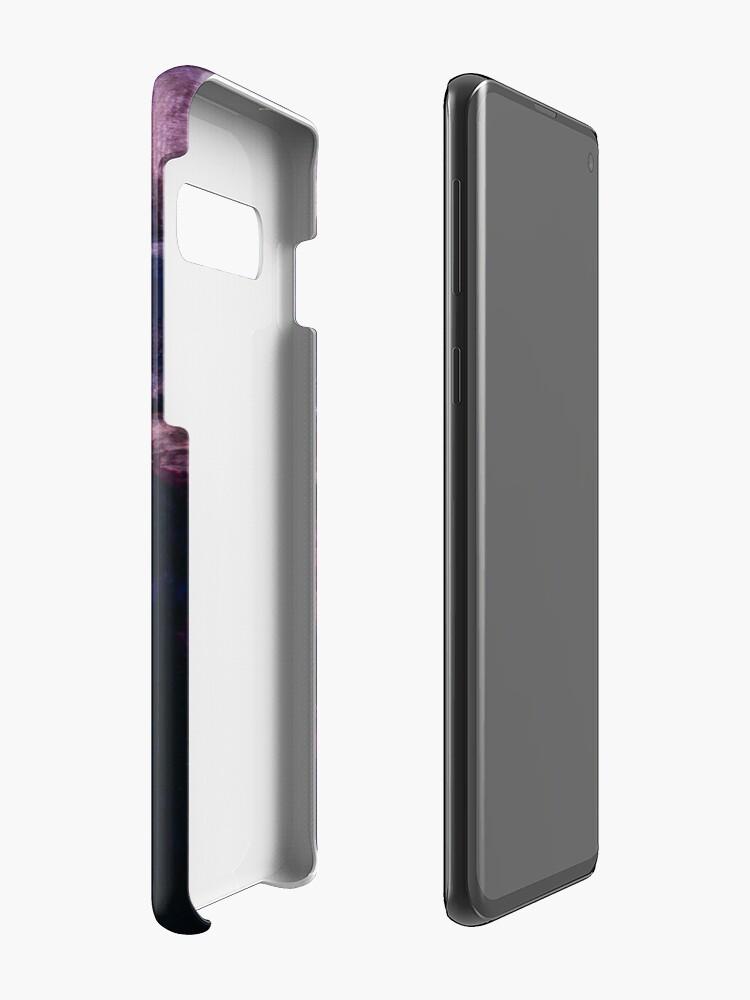 Vista alternativa de Funda y vinilo para Samsung Galaxy X y Mona Lisa
