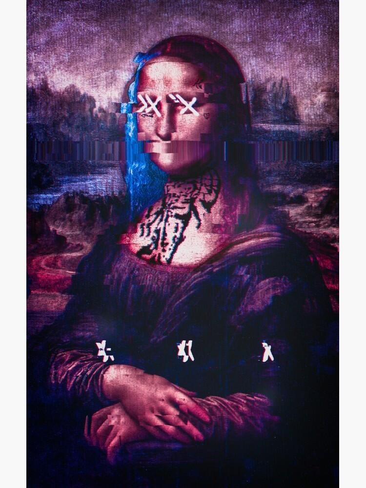 X y Mona Lisa de Noury