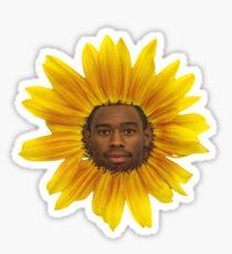 Der echte Blumenboi Sticker