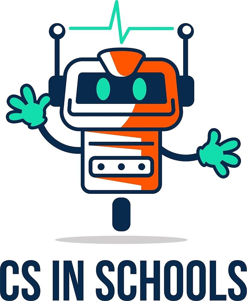 CS in Schools colour robot by kroid