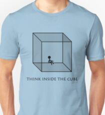 Think Inside the Cube T-Shirt
