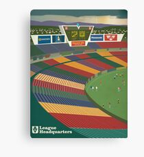 VFL Park - League Headquarters Canvas Print
