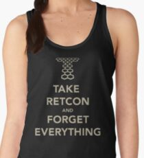 Take Retcon Women's Tank Top
