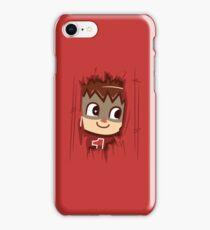Heeeeere's.... the Villager iPhone Case/Skin