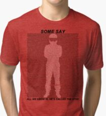 The Stig Tri-blend T-Shirt