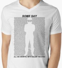 The Stig Men's V-Neck T-Shirt