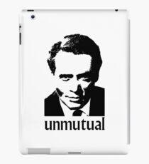 Unmutual iPad Case/Skin