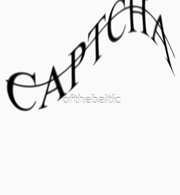 Captcha by ofthebaltic