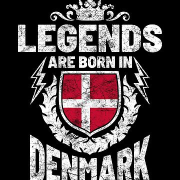 Denmark by IchliebeT-Shirt
