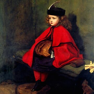 "John Everett Millais ""My First Sermon"" by ALD1"