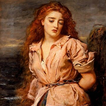 "John Everett Millais ""The Martyr of the Solway"" by ALD1"