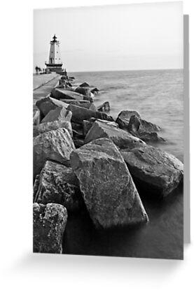 Ludington Lighthouse by JThill