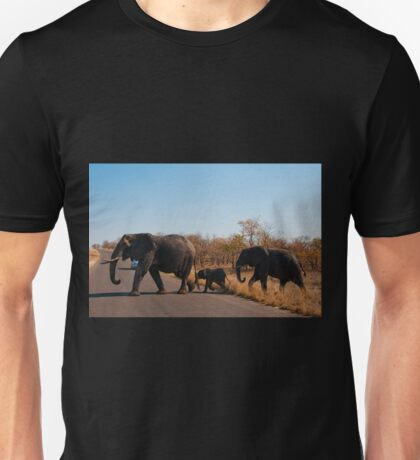 Take care crossing the road! T-Shirt