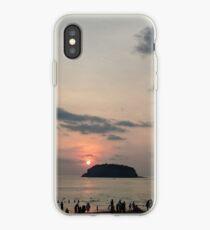 Kata Beach, Phuket Thailand iPhone-Hülle & Cover