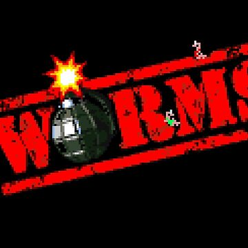 Gaming [Amiga] - Worms by ccorkin