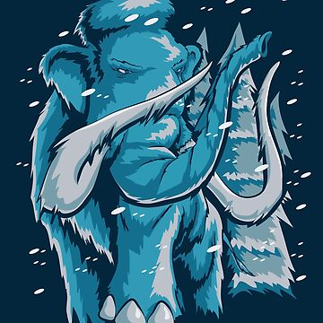 Arctic Giant von HartmanArts