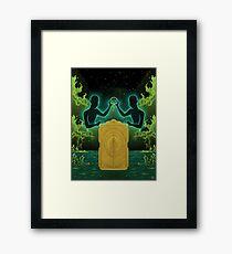Sirius Framed Print