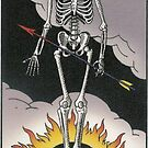 Death Tarot by Shayli Kipnis