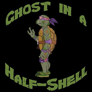Ghost in a Half-Shell by crimzind