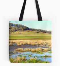 Finleys Wildlife Refuge Tote Bag