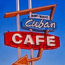 cuban cafe by Bruce  Dickson