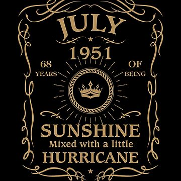 July 1951 Sunshine Mixed With A Little Hurricane by lavatarnt