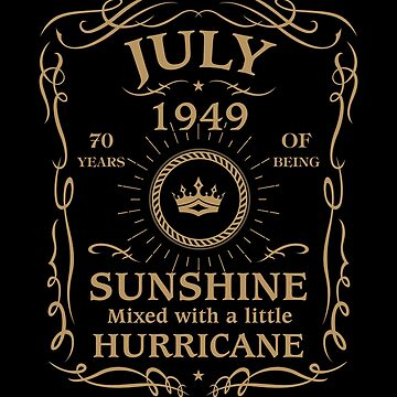 July 1949 Sunshine Mixed With A Little Hurricane by lavatarnt