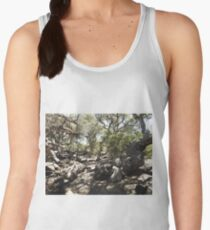 Scary Goblin Swamp Women's Tank Top