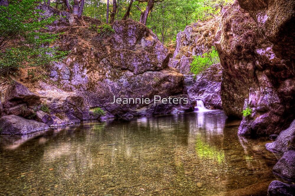 shan creek hdr by Jeannie Peters