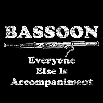 Bassoon solo by GeschenkIdee