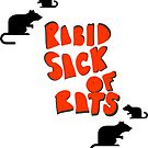 Rabid Sack Of Rats, Wheel of Misfortune  by Deana Greenfield