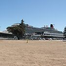 Queen Victoria Cruise Liner by ScenerybyDesign