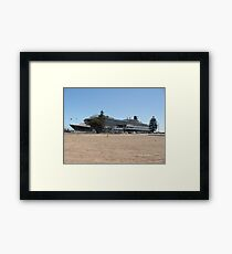 Queen Victoria Cruise Liner Framed Print