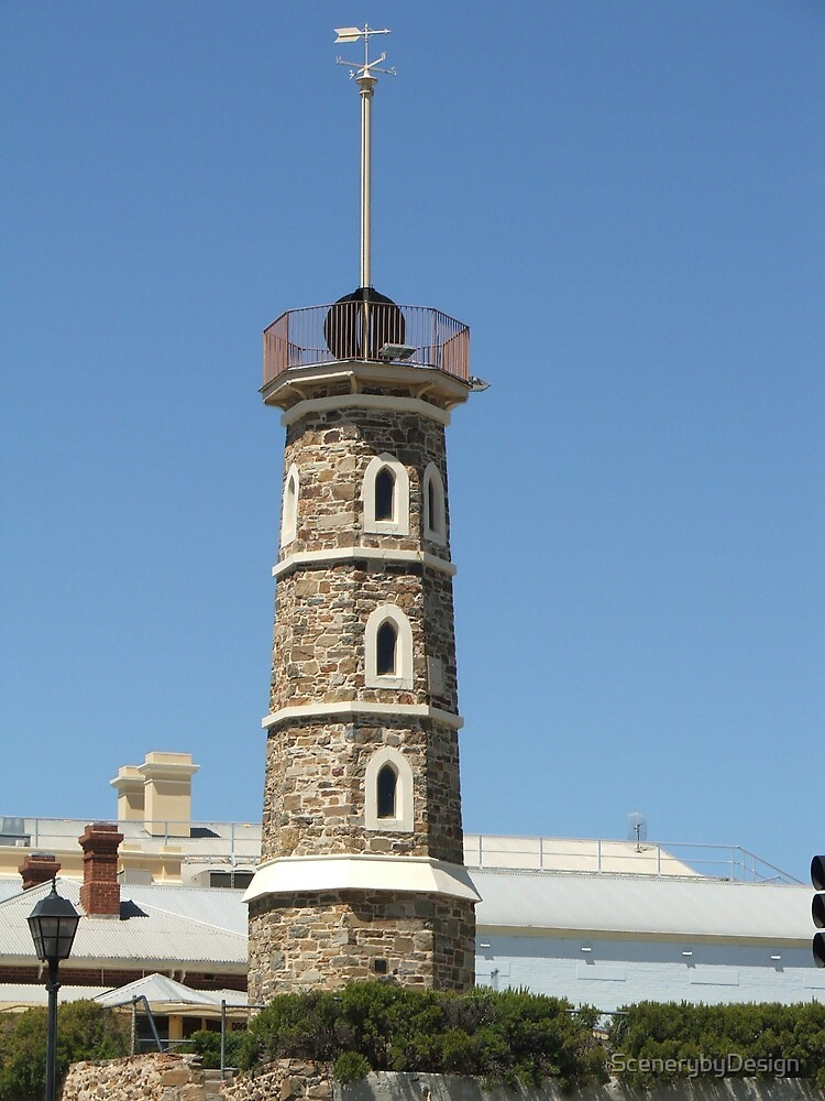 Lighthouse Lookout by ScenerybyDesign